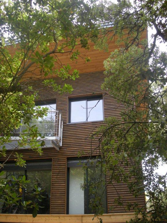 Maison bois metal obtenez des id es de design int ressantes en utilisant du bois - Maison bois metal ...