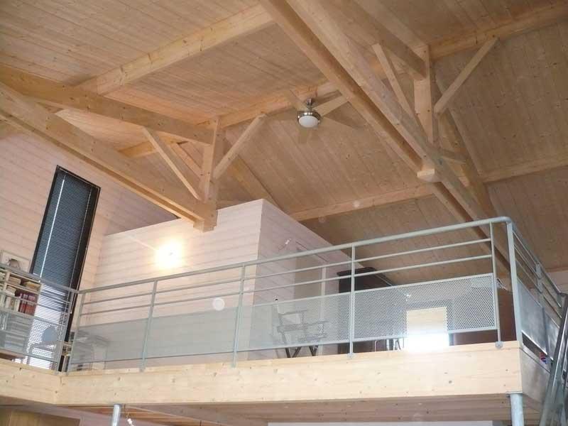 charpente traditionnelle atout charpente. Black Bedroom Furniture Sets. Home Design Ideas